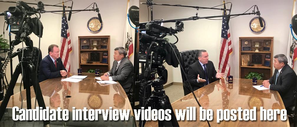 Video interviews with McDonnell & Villanueva