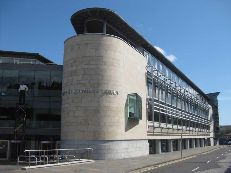 Waverley Court Edinburgh