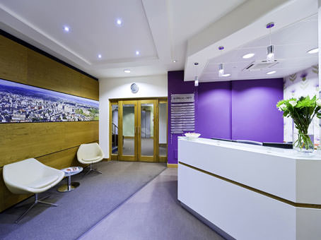 Regus Princes Street Edinburgh