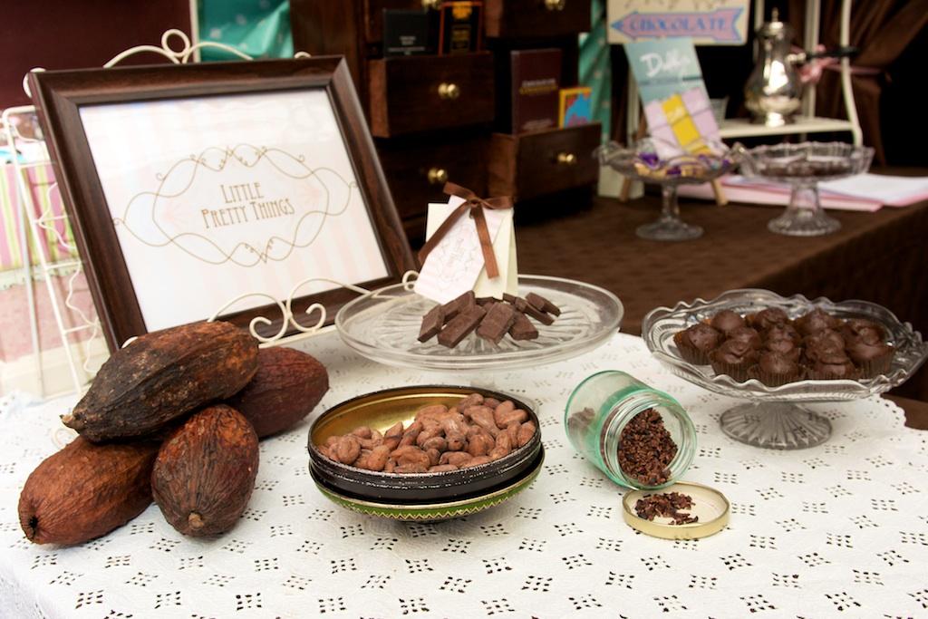 Little Pretty Things Chocolate Tasting