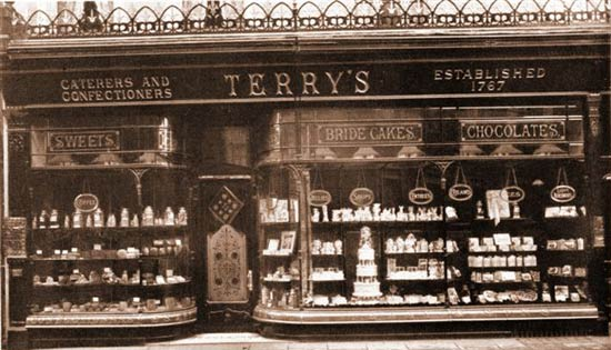 The Terry's Shop, St Helen's Square