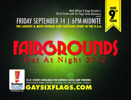 FAIRGROUNDS: Out at Night 2012