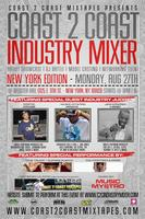 Coast 2 Coast Music Industry Mixer | NYC Edition - 8/27/12
