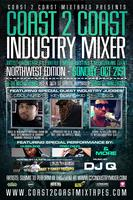 Coast 2 Coast Music Industry Mixer | Northwest Edition -...