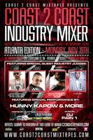 Coast 2 Coast Music Industry Mixer | ATL Edition - 11/19/12