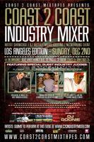 Coast 2 Coast Music Industry Mixer | LA Edition - 12/2/12