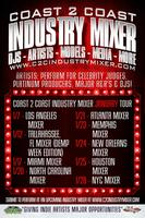 Coast 2 Coast Music Industry Mixer | LA  Edition - 1/7/13