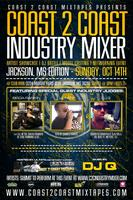 Coast 2 Coast Music Industry Mixer | Mississippi Edition -...