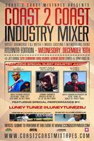 Coast 2 Coast Music Industry Mixer | ATL Edition - 12/19/12