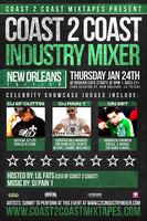 Coast 2 Coast Music Industry Mixer | New Orleans  Edition -...