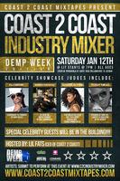 Coast 2 Coast Music Industry Mixer | Tallahassee Demp Week...