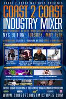 Coast Coast Music Industry Mixer | NYC Edition - 5/15 Day 2...