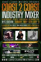 Coast 2 Coast Music Industry Mixer | NYC Edition - 5/13 Day...