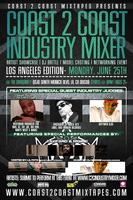 Coast 2 Coast Music Industry Mixer | LA Edition - 6/25/12