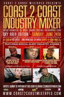 Coast 2 Coast Music Industry Mixer | Bay Area Edition -...