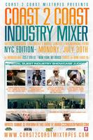 Coast 2 Coast Music Industry Mixer | NYC Edition - 7/30/12