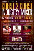 Coast 2 Coast Music Industry Mixer | DMV Edition - 7/31/12