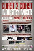 Coast 2 Coast Music Industry Mixer | Atlanta Edition - 4/16