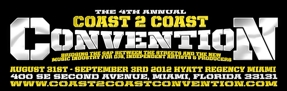 COAST 2 COAST CONVENTION 2012