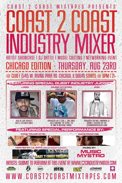 Coast 2 Coast Industry Mixer Chicago Edition
