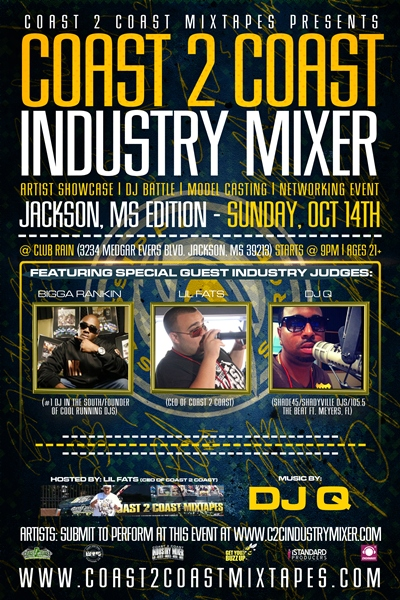 Coast 2 Coast Industry Mixer Mississippi Edition
