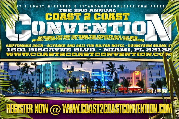Coast 2 Coast Convention 2011
