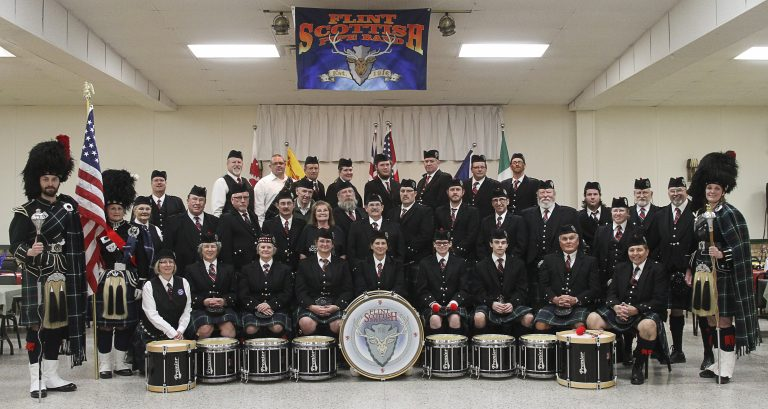 Flint Scottish Pipe Band