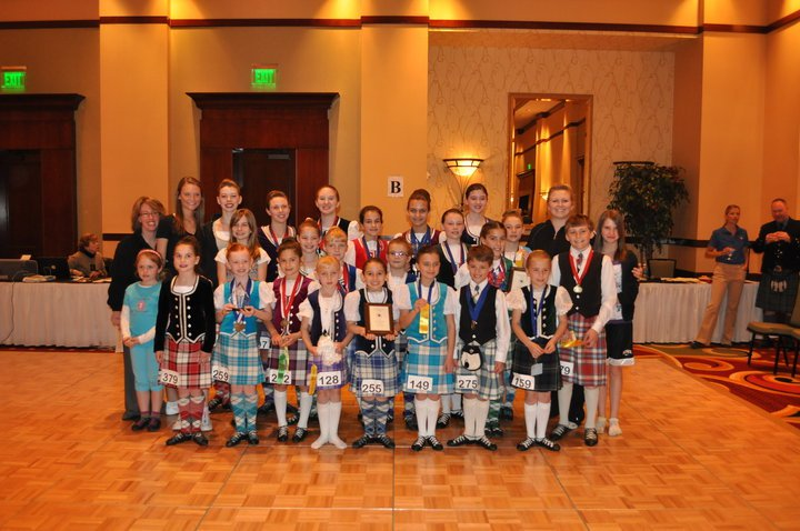Lakes Area Highland Dancers