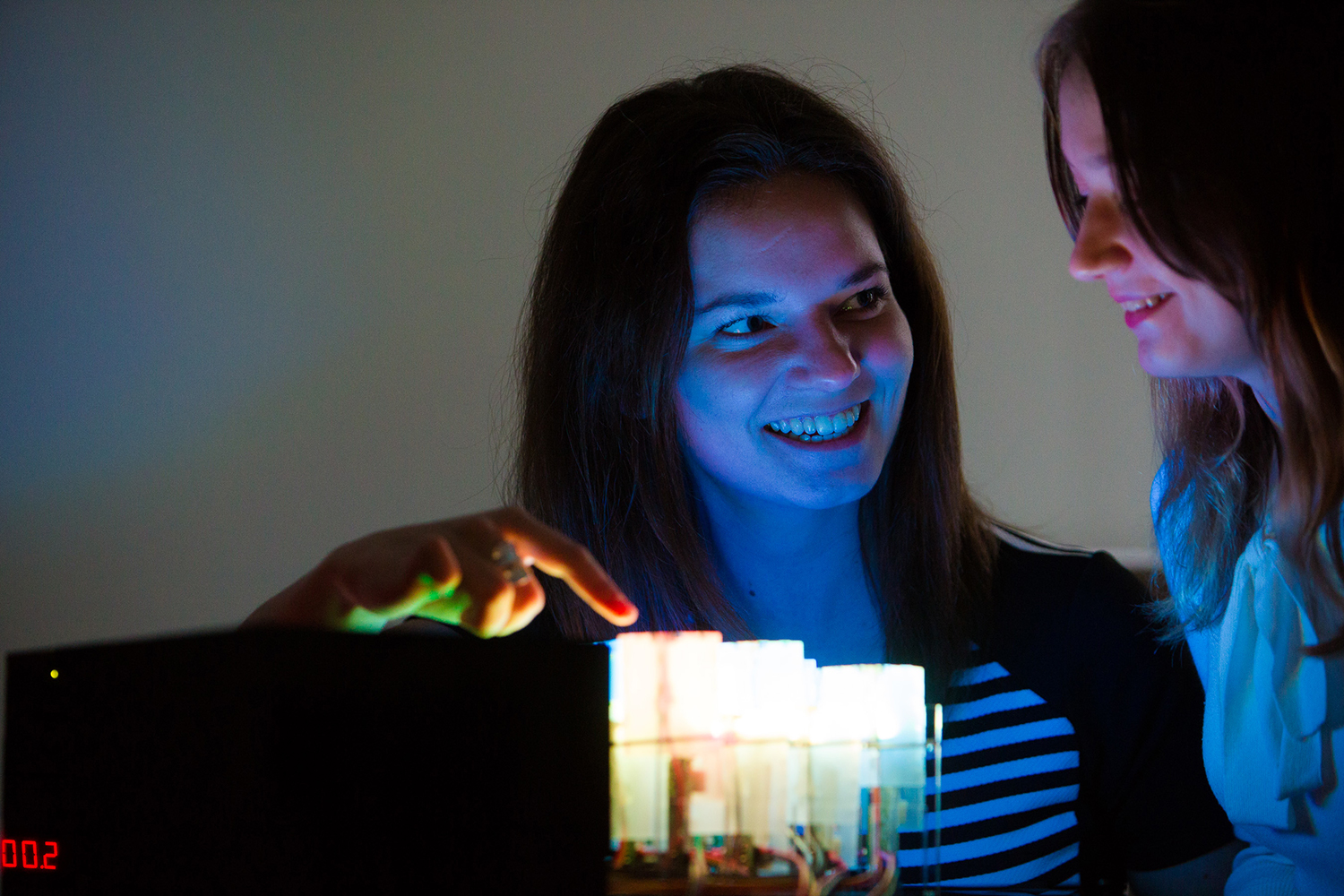 PhD Research into 3-D displays