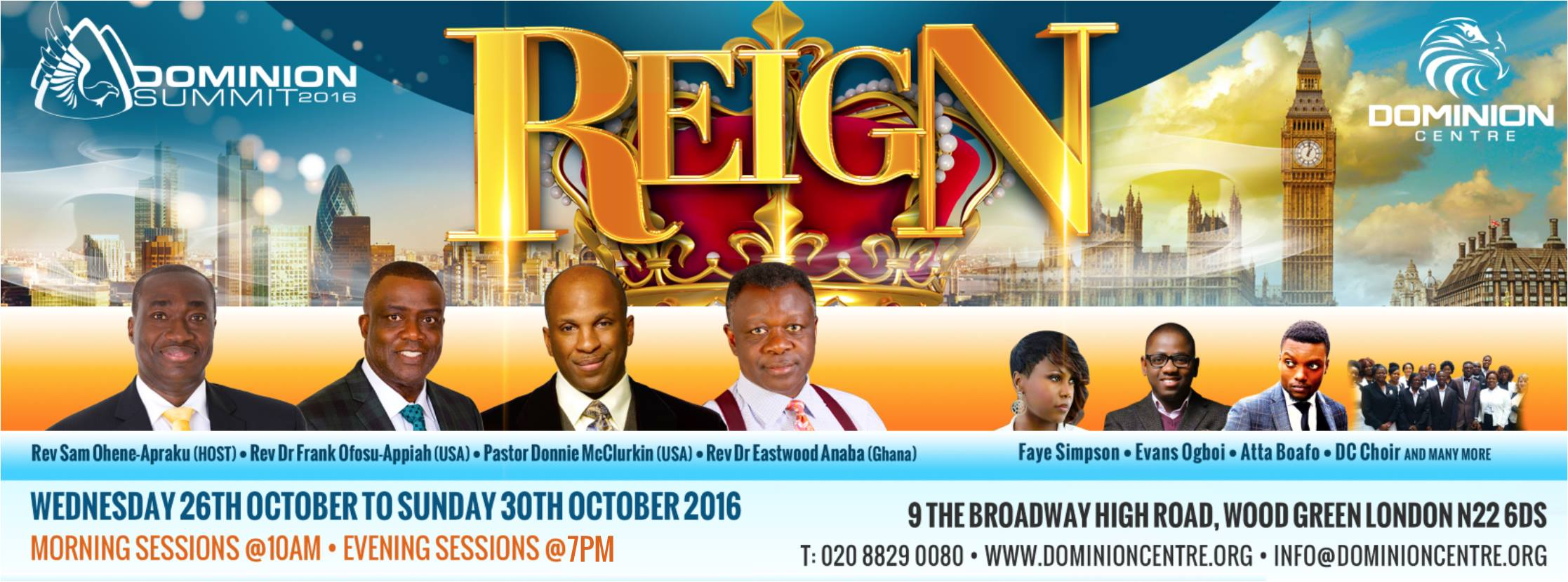 Dominion Summit 2016