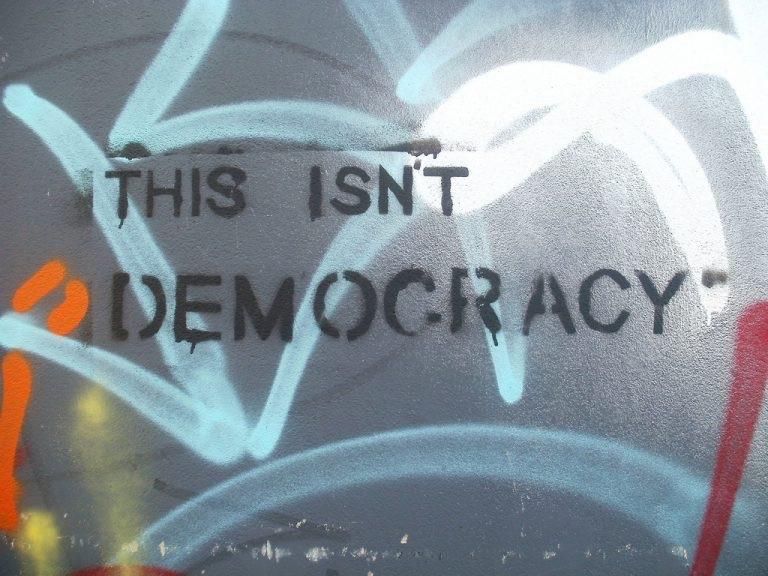 Uitdagers van de Democratie