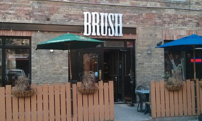 Patio - Brush Bar and Grill