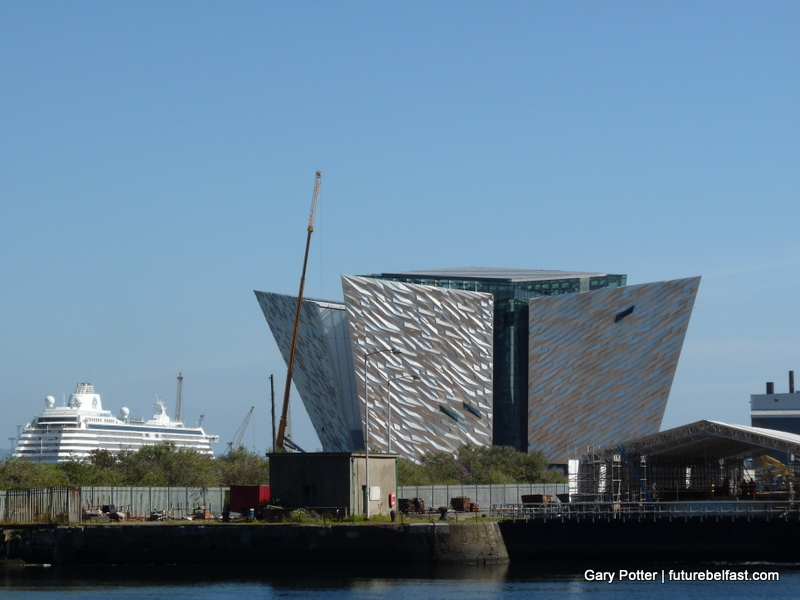 Titanic Quarter by Gary Potter