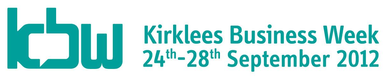 Kirklees Business Week Logo