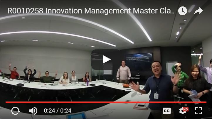 Innovation Management Master Class