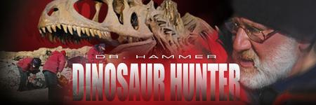 Meet Dr. Hammer-Dinosaur Hunter