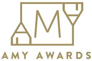 AMYS Logo Gold