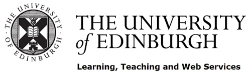 The University of Edinburgh: Learning, Teaching and Web Services