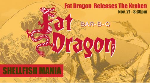 Fat Dragon Shellfish Mania