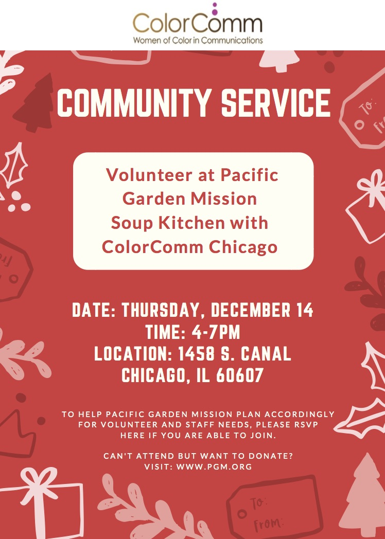 Volunteer With ColorComm