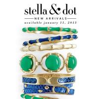 Karen Byrd, Independent Stylist with Stella & Dot