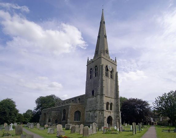 St Mary's Godmanchester
