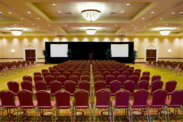 Three Ballrooms for Film Festival