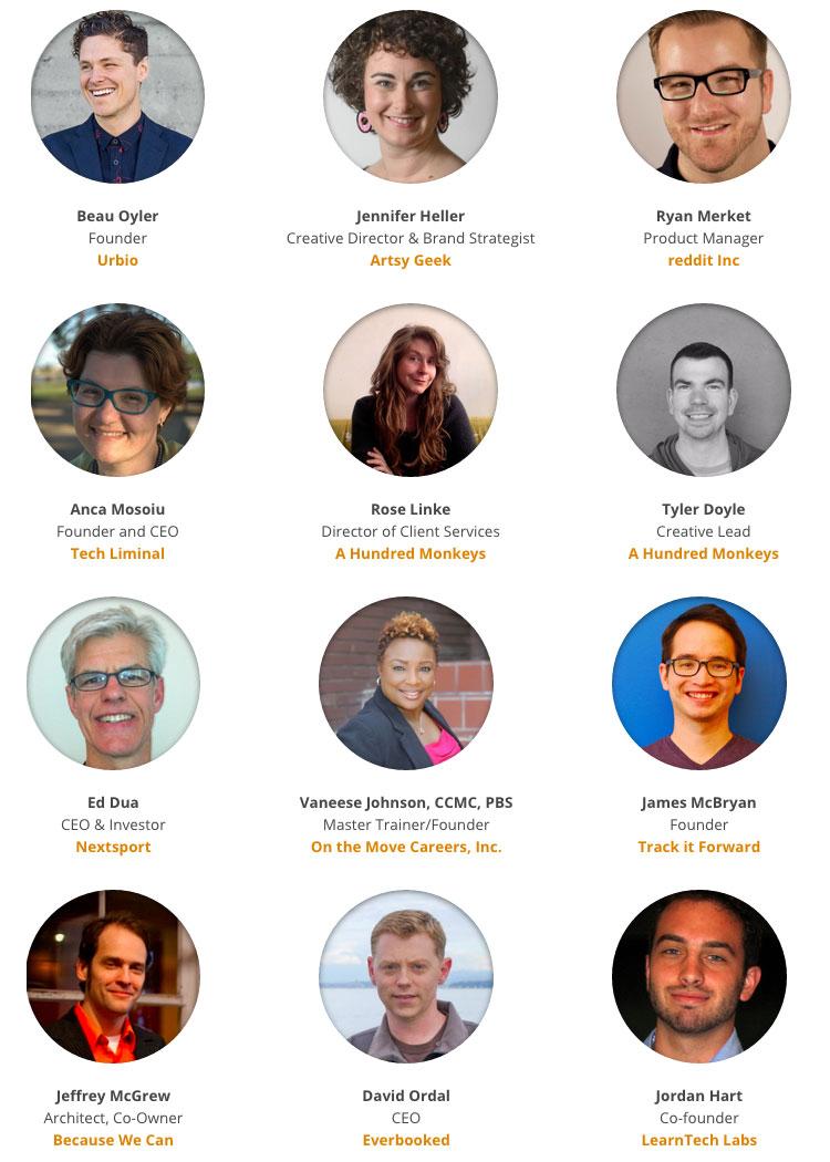 Product Summit Speakers