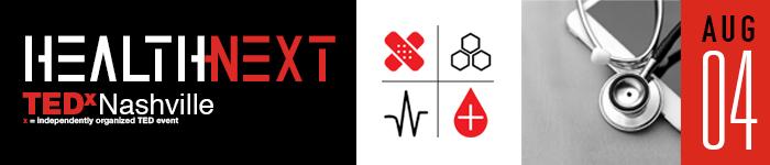 TEDxNashville HEALTHNEXT