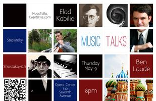 MusicTalks - the great russian composers