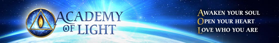 Academy of Light Banner