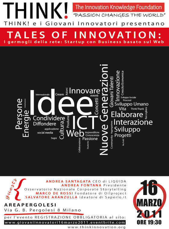 Tales Of Innovation