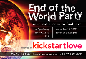 End of the World Party (for singles 21+)