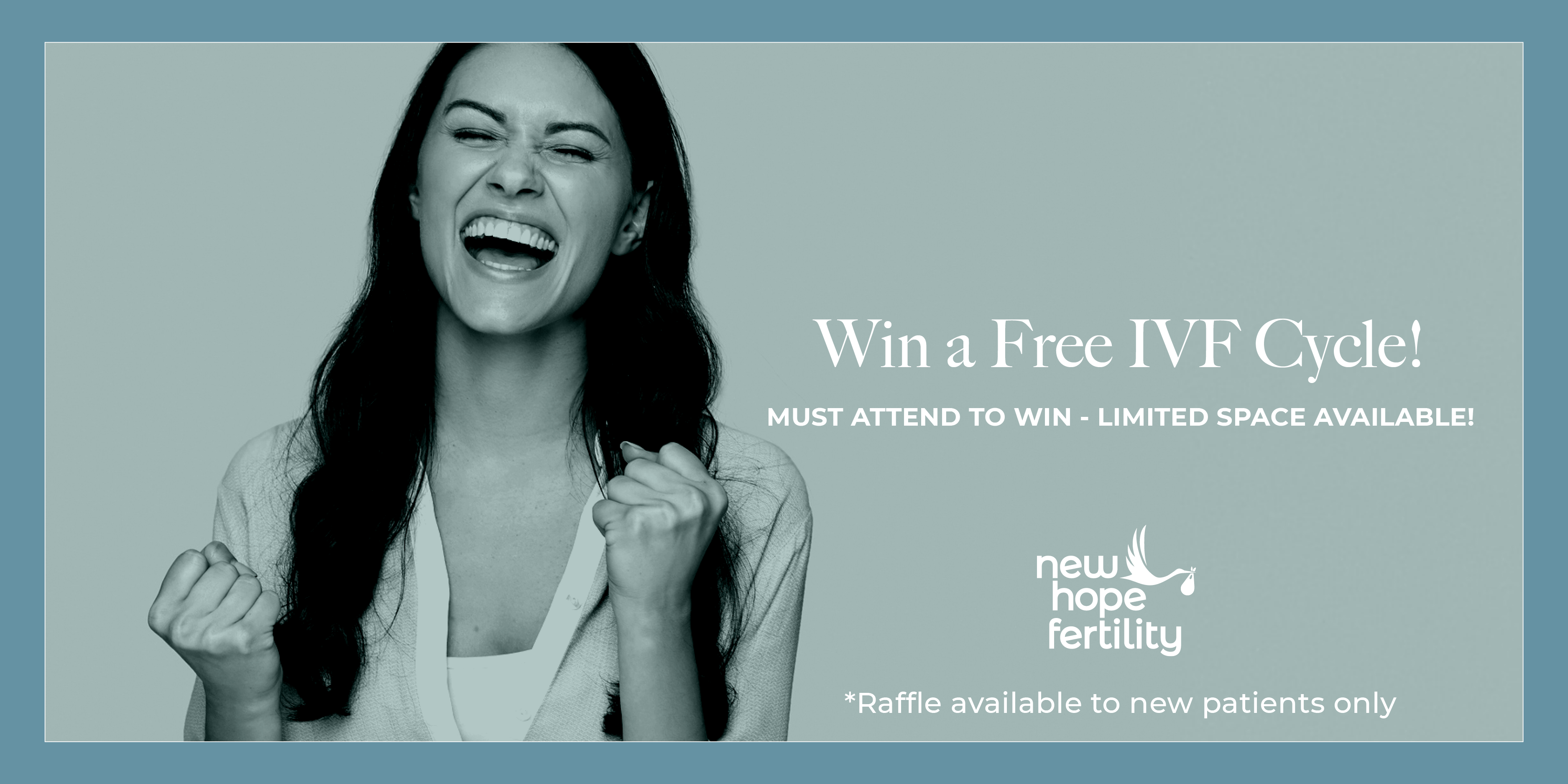 Win a free IVF Cycle
